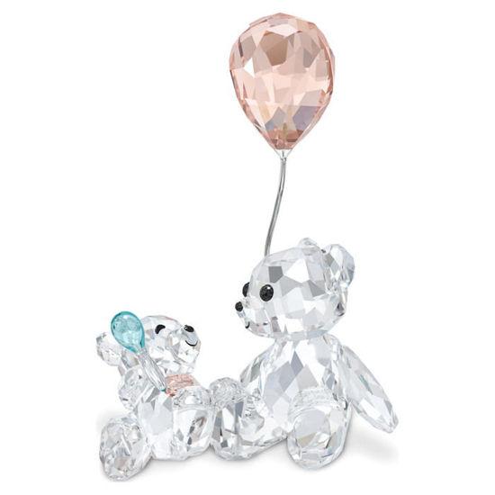 Swarovski figurer My Little Kris Bear Mother & Baby - 5557542