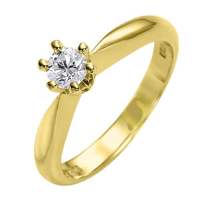 Diamantring forlovelsesring Athene 0,50ct E (River)-VS2-503520500