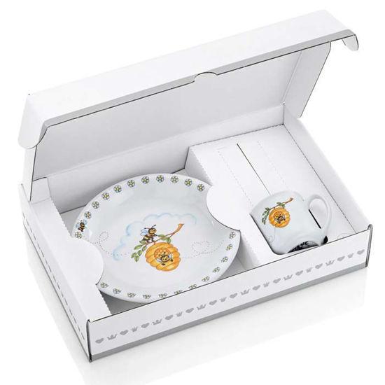 Servise i porselen, 2 deler. Bizzi - 635