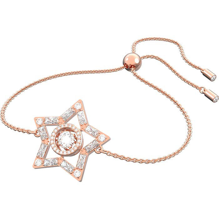 Swarovski armband Stella, rose - 5617882