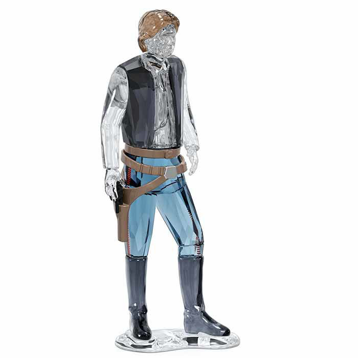 Swarovski figurer. Star Wars Han Solo - 5591308