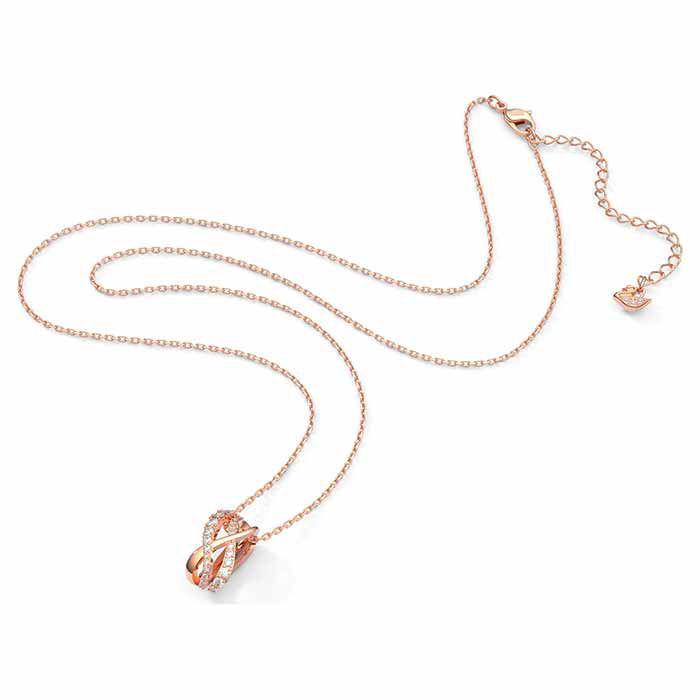 Swarovski smykke Twist, Rose - 5620549