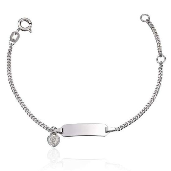 Armbånd i Sølv, 14 cm/plate - 3010814