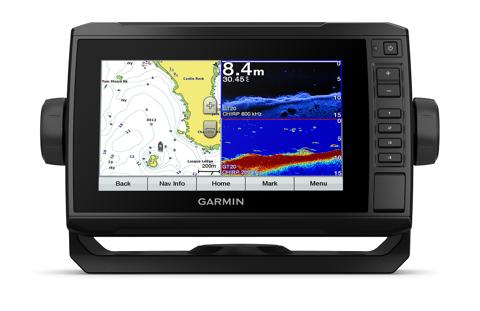 Bilde av ECHOMAP Plus 72cv Med Kart og CHIRP hekksvinger