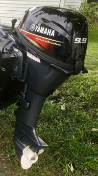 Bilde av Yamaha F9.9H Sport 20HK