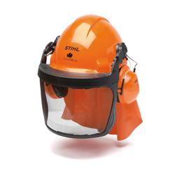 Bilde av Stihl skogshjelm komplett orange G3000