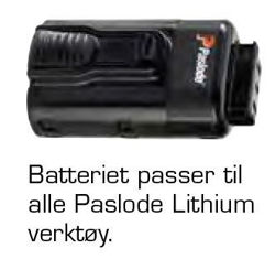 Bilde av Paslode Lithium batteri