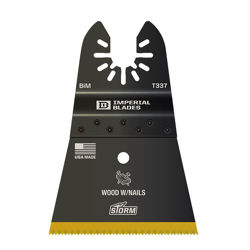 Bilde av Imperial Blades 64mm STORM TiN Wood/Metal Blade (IBOAT337)