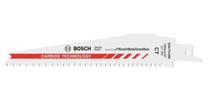 Bosch bajonettsagblad S XHM Endurance for Wood and Metal Demolition